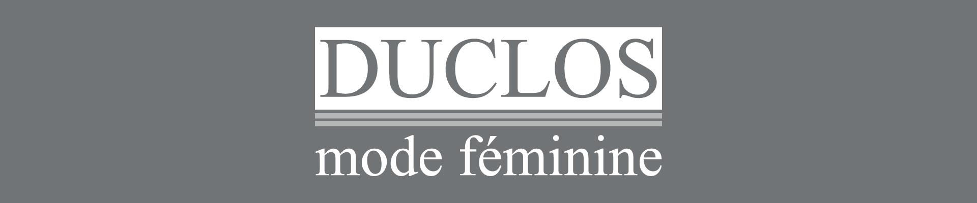 Boutique Duclos mode féminine